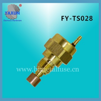 engine coolant fan temperature switch - temperature switch