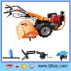 More Flexible and Labor-saving Mini Tiller Cultivator with Lockable Differential