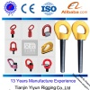G80 hoist ring and eye swivel hoist ring is swivel hoist lifting ring - YD-084
