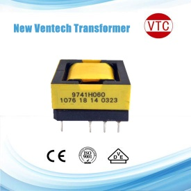9741H0060High Frequency Transformer with UL approval