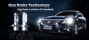 Hot selling automotive car H4 HI LO 160W  LED Headlight Bulb - H4 LED headlights