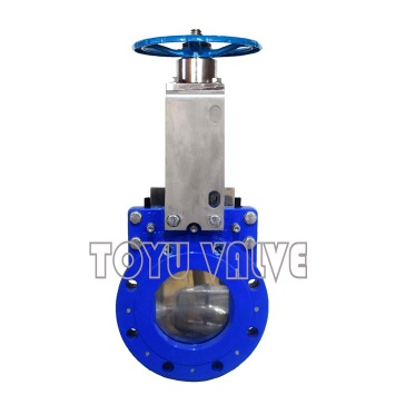 SLK73 Slurry Knife Gate Valve