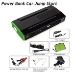 13600mAh multi-function 12V mini car jump starter power bank for mobiles, laptops and car emergency start - TA-X1-128