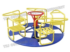 Children Rotating Chair - Children Rotating