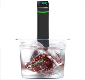 kitchen appliances immersion circulator wifi sous vide machine circulator slow cooker - KW802