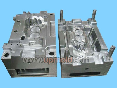 Automotive injection mold - Injection mold