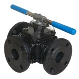 Multiple Way Ball Valves(K-607)-Valwell