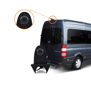Vardsafe Backup Reverse Camera for Renault Trafic And Renault Master Van With Night Vision - VS807