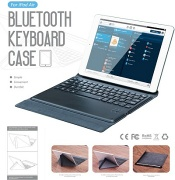 folding bluetooth keyboard leather stand for Ipad series - VTL-K008B