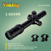 1-6x24 magnifier scope with your own APP - 1-6x24 magnifier sco