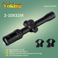 2-10X32 IR magnifier scope with your own APP - 2-10X32 IR magnifier