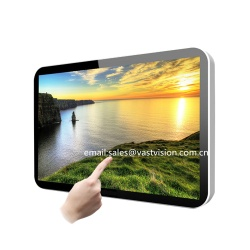 19inch wall-mounted advertising display with 3G&wifi - VV-19AD