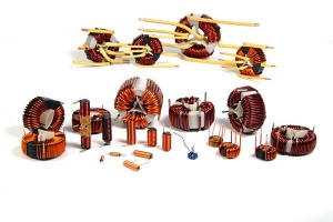 Two Rings Core Spiderweb Coil, Choke Coil, Voltage Current Transformer Coil, Power Inductor, OEM/ODM - coil