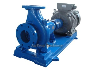 QI series Agricultural Irrigation Pump - Irrigation pump