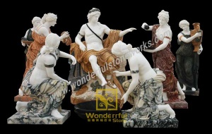 Marble Sculpture - WDF02-ST701038