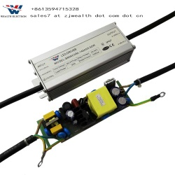 50W 24V 48V Waterproof 0-10V 0-5V Pwm Dimmable Switching power supply Led Driver - Led Driver SMWC