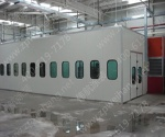 U.A.E.teaching Type Spray Painting Room Multi Window Channel Type Grinding Room - Spray Painting Room