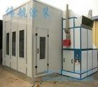 Oil Heating Auto Paint Room Standard Booth Spray Paint Room - Auto Paint Room