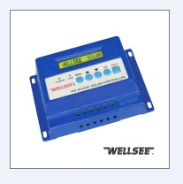 Factory supply Wellsee WS-SC2430 30A three stage solar charge and discharge controller - WS-SC2430