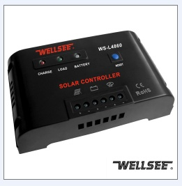 Factory suppply WELLSEE intelligent controller WS-L4860 48V 60A - WS-L4860