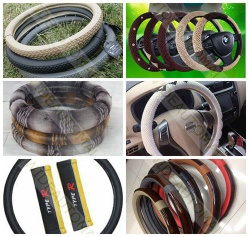 Auto steering wheel cover - AD-ST-001