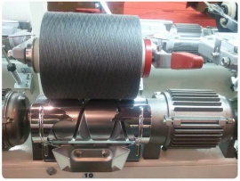 Cheese bobbin winding machine before yarn dyeing - TS008S