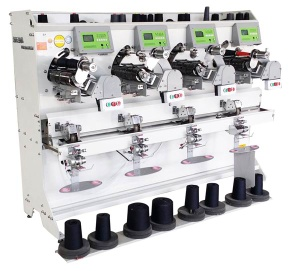 Semi automatic sewing thread winding machine - TS008O