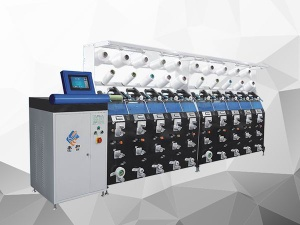 High speed Air covering machine for spandex covering - TH-18