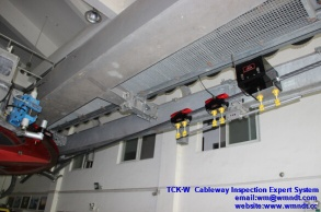 TCK•W Cableway Wire Rope Online Inspection Expert System - TCK W SD
