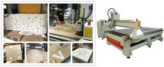CNC WOOD Cutting Router machine - CNC WOOD Routers