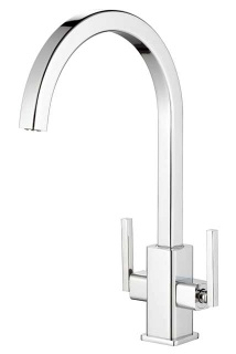 Double Handles Modern Kitchen Faucets - SC-2109y-1099