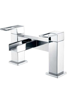 Chrome plated waterfall bathroom faucet - SC-2109y-1025a
