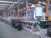 Corrugated Plastic Sheet Extrusion Line - 2000