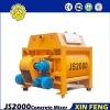 Top factory JS2000 China supplier concrete mixer for sale - concrete mixers