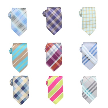 Fashion mens polyester necktie - 11