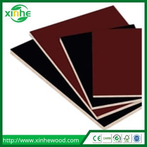 Black film faced shuttering plywood for construction - Film Faced Plywood