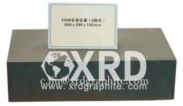 EDM(Electrical Discharge Machining)Graphite - XRD-7