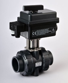 Electric Actuated Ball Valve - EATUBV