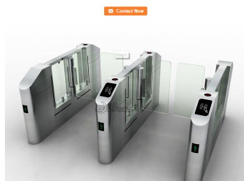 316 SS RFID Recognition Durable Access Control Barriers Quick Pass With 3 Arm - Control Barriers