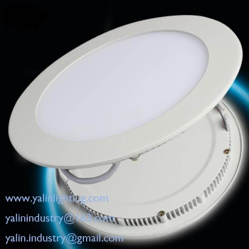 round LED panel downlight, ultra thin SMD down light, 2835SMD 12W ceiling lights - YL-YB180