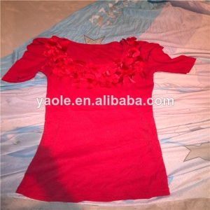Used Silk Clothes - 003
