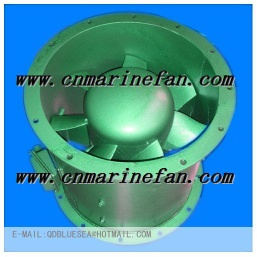 JCZ Marine axial flow fan for ship use - JCZ MARINE FAN