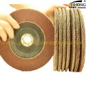 Professional factory direct abrasive flap disc, flap disc for stainless steel, flap disc - YHFD83