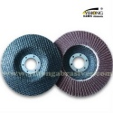 Paint Removal Abrasive Flap Disc - YHFD83