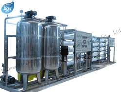 Industrial Automatic Water Treatment Plant with RO System - RO-1002