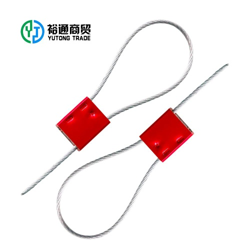 cable lock seals with 3.5mm cable diameter - YTCS003