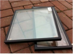 Color Decorated Coated Insulated Glass