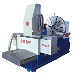 CNC PATTERN MILLING  MACHINE FOR SEGMENTED TYRE MOLD - MILLING MACHINE