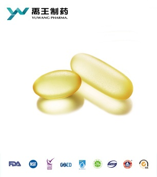 Omega 3 Fish Oil Softgel - YW-001