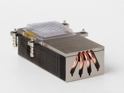 Factoty Price Soldering Heat Sink Cooler with Heat Pipe - 88